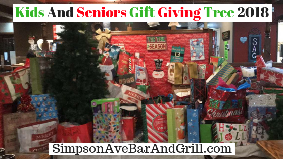 Kids And Seniors Giving Tree – 2018